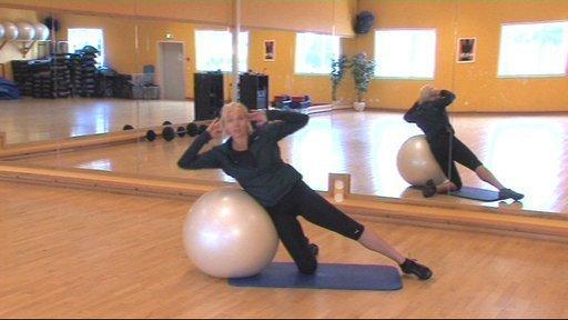 Fitnessball 1