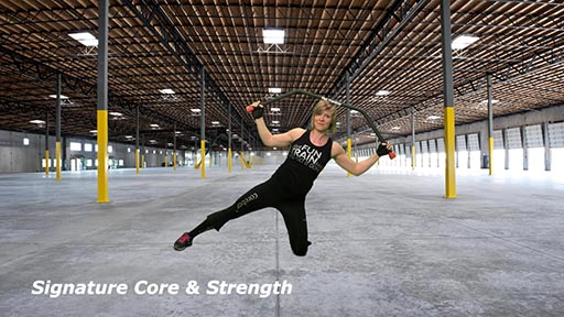 Corebar Signature Core & Strength Exercises