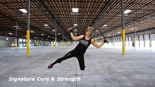 Corebar Signature Core & Strength Exercises