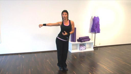 Rumba workout 1