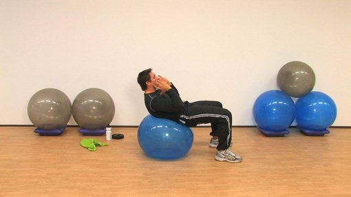 Fitnessball 5