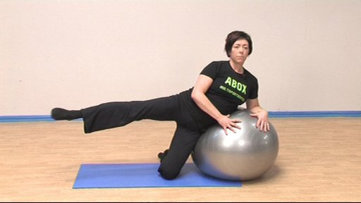 Pilates med ball
