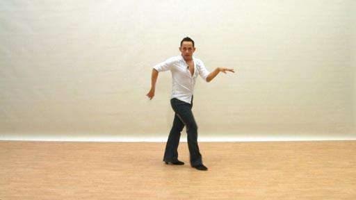 Salsa Footwork