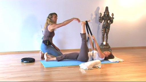 Yoga Shavasana (dødsstille)
