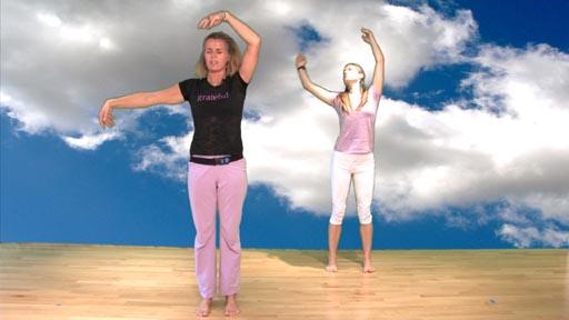 Yoga Bodypart Movement