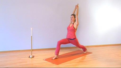 Tempel Yoga Dansende Kriger Serie