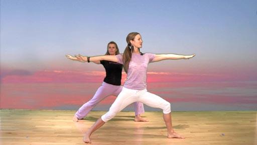 Yoga Fusion Dance