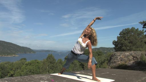Yoga Kreativ, flyt och kraft