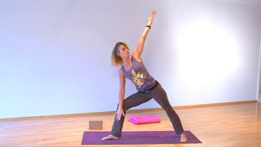 Tempel Yoga Månehälsning