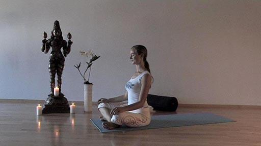 Yoga avspenning/Shavasana