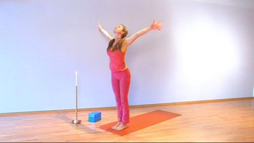 Tempel Yoga Solhälsning